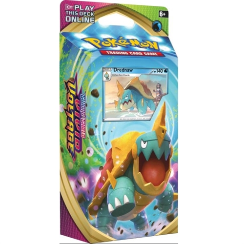Pokemon Sword & Shield 4 Vivid Voltage - Theme Deck Drednaw - Pokemon kort